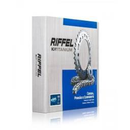 Título do anúncio: Kit Transmissão CB 300 Riffel