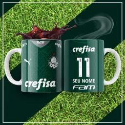 Canecas do Palmeiras Uniformes 1 e 2
