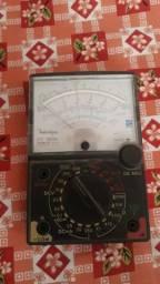 Multimetro analógico