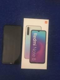 Xiome Redmi not 8 Dual Sim 64 GB space Black