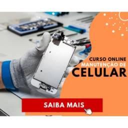 Pgto via Pix ! Curso Profissionalizante manutenção de celulares Online Com Certificado