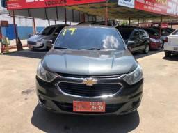 Chevrolet Cobalt elite ano 2017 completo gnv