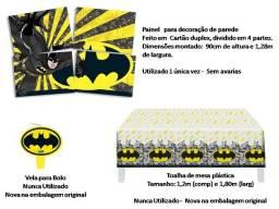 Festa Aniversário Batman