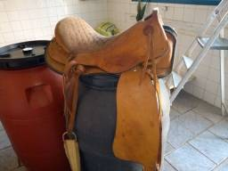 Selas para cavalos e baicheros