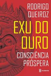 Livro Exu do Ouro - Rodrigo Queiroz (novo)