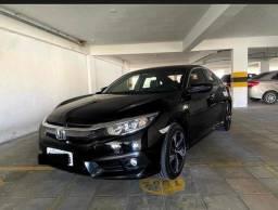 Honda Civic 2.0 Exl Flex Aut 4p