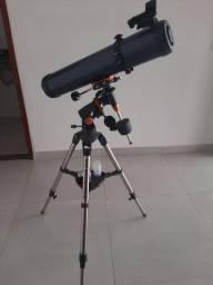 Telescópio Celestron Astromaster 76mm