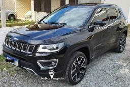 Jeep Compass Limited 2.0 4x4 Diesel Aut. Preta