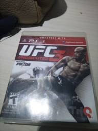 Título do anúncio: UFC 3 Undisputed Play 3