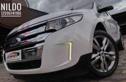 Edge Limited 4x4 v6 aut 2012 Impecável! Incríveis 93km! Troco e financio! Chama no zap!