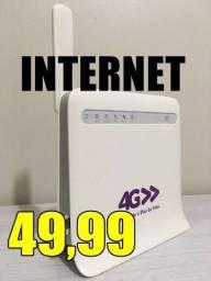 Wifi moldem fibra ultra velocidade
