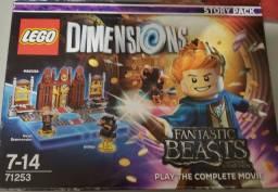 Título do anúncio: Lego Dimensions Story Pack Fantastic Beasts