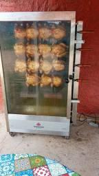 Máquina de frango assado30 prógas