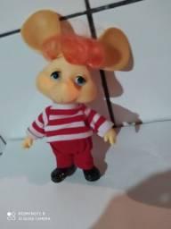 Boneco Topo Gigio, novo