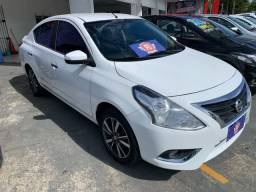 Título do anúncio: Nissan Versa SL 2019 com KIT GÁS Completo CVT