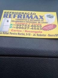 Título do anúncio: Conserto geladeira freezer  maq lavar