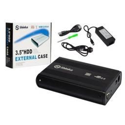 Case P/ Hd 3.5 Usb 2.0