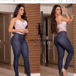 Calças jeans de luxo