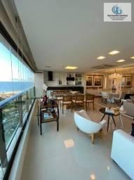 Apartamento para Venda em Salvador, Patamares, 3 dormitórios, 3 suítes, 5 banheiros, 4 vag