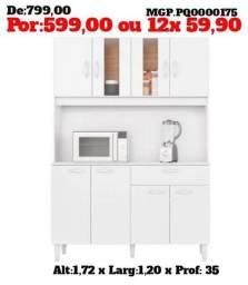 Armariod e Cozinha - Kit de Cozinha - Armario de Cozinha - Cozinha