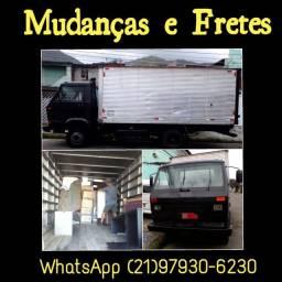 Caminhão de Mudanças e Transportes em Geral !!