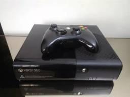 Xbox 360 Desbl. + Jogos ( Ate 12x Com acrescimo )