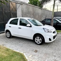Nissan March S 1.0 Flex, Ano: 2019, Todo Completo (Estado de Okm!!!)