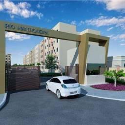 Mirantes do Rio - Rio Mantiqueira - Apartamento 2 quartos em Santa Cruz, RJ - ID4121
