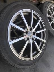 Roda aro 18 Audi Q3 A3 S-Line