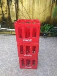 Grades de Coca cola 2L Retornável