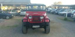 Jeep willys 4x4 otimo estado revisado