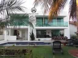 Aluguel de uma Linda Casa no Condomínio Laguna com 5 suites