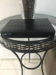 Dvr Luxvision 4 Canais Ecd All Hd - Acesso Via Celular