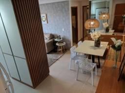Apartamento no parque amazonia, 2qts com entrada dividida em 100x