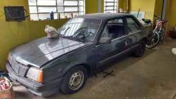 Vendo Monza SL/E 2 portas álcool - 1988