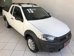 Fiat Strada Working 1.4 Flex - Cabine estendida - 2015
