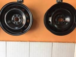 Roda ferro original Fiat aro 15 usadas