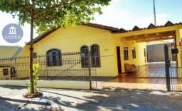 Casa com 124 m² em Terreno de 437,5 m² no Centro de Iguaraçu, Pr