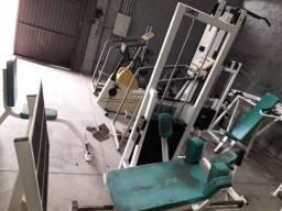 Academia completa Cybex / Life Fitness - Barbada