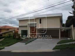 Casa de condomínio à venda com 4 dormitórios em Bonfim paulista, Ribeirao preto cod:34142