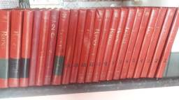 coleção completa do livro Barsa