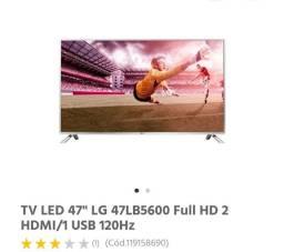 Tv led 47 LG LB5600 FULL HD2
