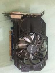 PLACA DE VÍDEO GTX 750 1GB(Defeito)