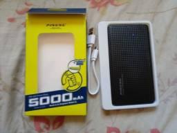 Bateria portátil 5000mAh