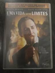 DVD Uma Vida Sem Limites - R$ 10
