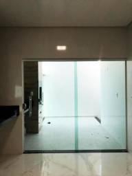 Casa no Condomínio Prime com 3 quartos, sendo duas suítes // #varanda gourmet