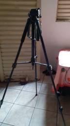 Tripe para câmeras e celulares