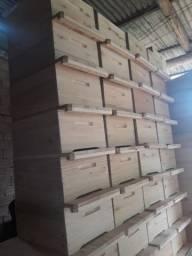 Caixa para colmeia de abelha - A pronta entrega