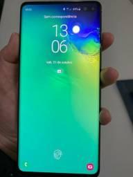 Samsung S10+ plus 128 - novissimo