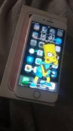 iPhone 7 Ouro Rose 128GB Valor 1400